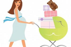 Покупки першої необхідності для новонародженого  список з 60 речей ... 53d20be59aa79