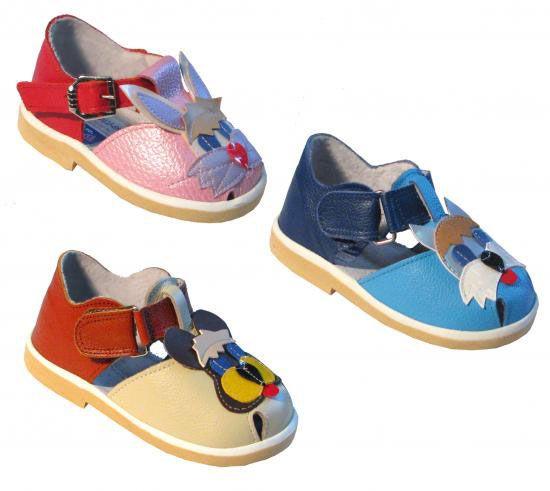 Взуття для дітей до року — МамаТато.com 49383fab0db83