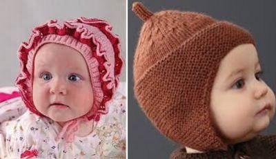 Вязання шапочок для новонароджених — МамаТато.com d5d53a10defe6